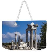 Temple Of Trajan View  Weekender Tote Bag