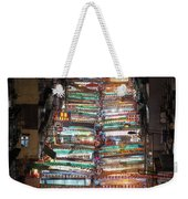 Temple Street Market In Hong Kong Weekender Tote Bag