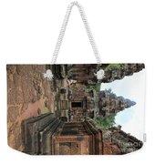 Temples Siem Reap Cambodia Worship  Weekender Tote Bag