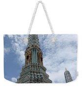 Temples, Thailand Weekender Tote Bag