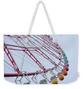 Tempozan Ferris Wheel Weekender Tote Bag