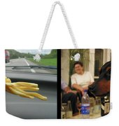 Temptation 2 Weekender Tote Bag