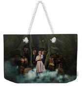 Temptation Weekender Tote Bag