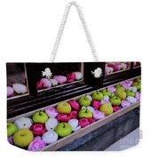 Temptation Of Eve Weekender Tote Bag