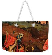 Temptation Of Saint Anthony, Right Wing Weekender Tote Bag
