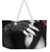 Temptation Weekender Tote Bag by Pat Erickson