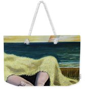 Ten Precious Toes Weekender Tote Bag