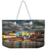 Tenby Harbour Pembrokeshire Weekender Tote Bag