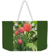 Tender Tulips Weekender Tote Bag