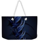 Tender Vision Of Blue Feeling Weekender Tote Bag
