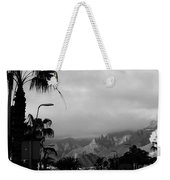 Tenerife Mountains Weekender Tote Bag