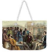 Tenn: Freedmens Bureau Weekender Tote Bag