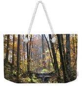 Tennessee Falls Weekender Tote Bag