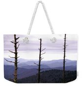 Tennessee Mountains Weekender Tote Bag