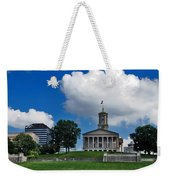 Tennessee State Capitol Nashville Weekender Tote Bag