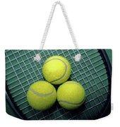 Tennis Anyone Weekender Tote Bag