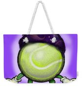 Tennis Wiz Weekender Tote Bag