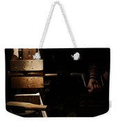 Tenon Cutter Weekender Tote Bag
