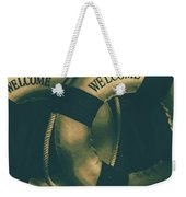 Tension On The High Seas Weekender Tote Bag