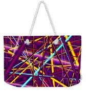Tension Strings Weekender Tote Bag