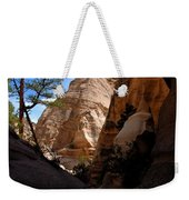 Tent Rocks Canyon Weekender Tote Bag