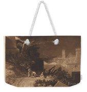 Tenth Plague Of Egypt Weekender Tote Bag