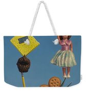 Tenuous Still-life 2 Weekender Tote Bag