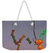 Tenuous Still-life 3 Weekender Tote Bag