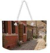 Tepekoy Village Street Weekender Tote Bag