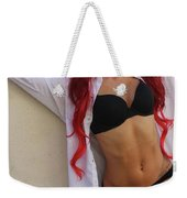 Teresa Sands Glam Weekender Tote Bag