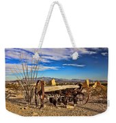 Terlingua Ghost Town 2 Weekender Tote Bag
