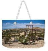 Terlingua Ghost Town #5 Weekender Tote Bag