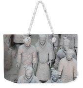 Terra Cotta Warriors Detail Weekender Tote Bag