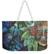 Terra Pacifica By Reina Cottier Nz Artist Weekender Tote Bag