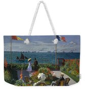 Terrace At Sainte-adresse Weekender Tote Bag