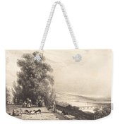 Terrace Of St. Cloud (terrasse De St. Cloud) Weekender Tote Bag