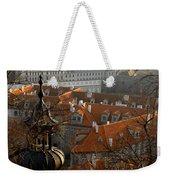Terracotta Crowns Weekender Tote Bag