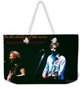 Terrapin Station - Grateful Dead Weekender Tote Bag