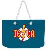 Tesla Bolt Weekender Tote Bag