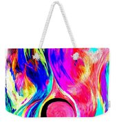 Tesla Weekender Tote Bag by Chris Cloud