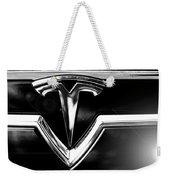 Tesla Weekender Tote Bag