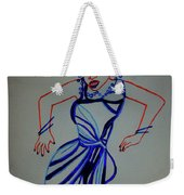 Teso Traditional Dance Uganda Weekender Tote Bag