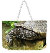 Tess The Map Turtle #2 Weekender Tote Bag