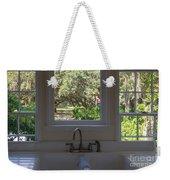 Window Over The Sink Weekender Tote Bag