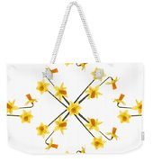 Tete A Tete    The Fabric Weekender Tote Bag