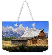 Teton Barn 5 Weekender Tote Bag