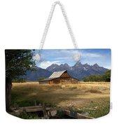 Teton Barn Weekender Tote Bag