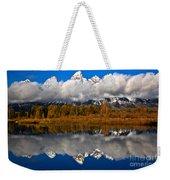 Teton Cloud Swarm Weekender Tote Bag