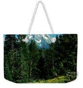 Teton Meadow Weekender Tote Bag
