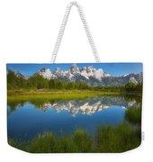 Teton Meadows Weekender Tote Bag